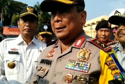 Kapolda Lampung Imbau Seluruh Paslon Jaga Keamanan dan Kedamaian Pada Pilgub Lampung 2018