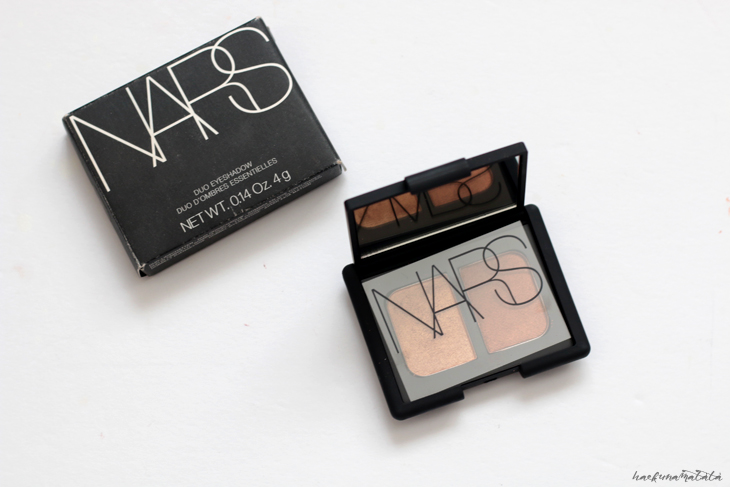 Nars Isolde Duo Eyeshadow Review, Swatches, FOTD