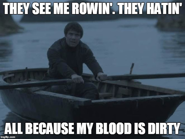 gendry, game of thrones, season 6
