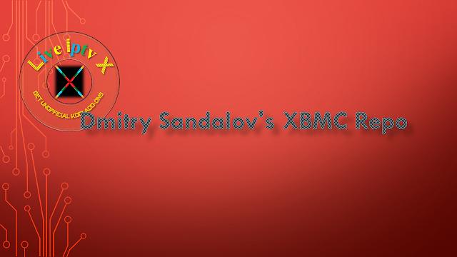 Dmitry Sandalov's XBMC Repository