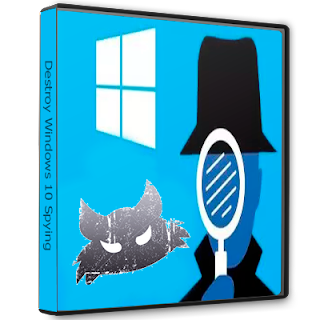 Destroy Windows 10 Spying-1.7.1 - Destruye el espionaje de Windows