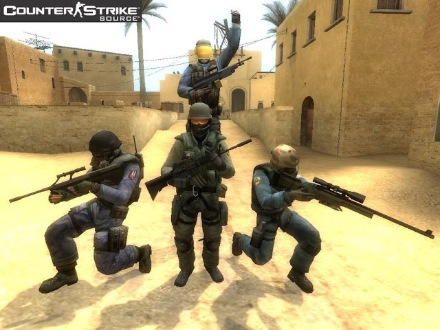 Counter Strike: Source PC Version