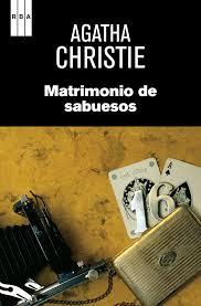 """Matrimonio de sabuesos"" de Agatha Christie"