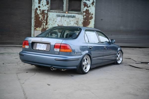 Nice Custom, 1996 Honda Civic | Auto Restorationice