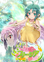 Download Anime Fairy Bloom Freesia High Compress