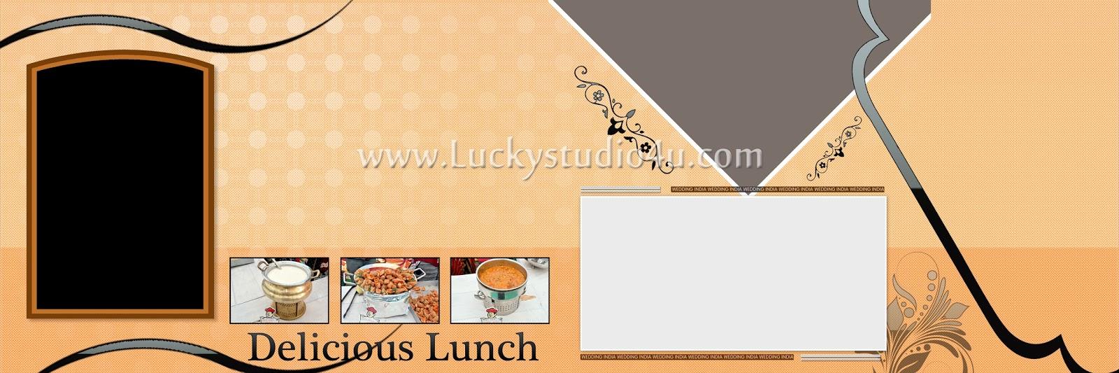 Album Design Templates PSD Free Download - Luckystudio4u