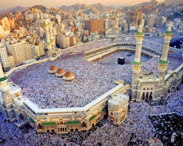 5 Tempat Bersejarah yang Disinggahi Rasulullah Saat Isra' Mi'raj