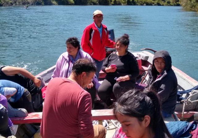 Turismo sustentable en Caletas Cóndor y Huellelhue