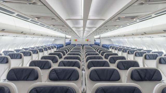 Avião do Brasil até Lisboa