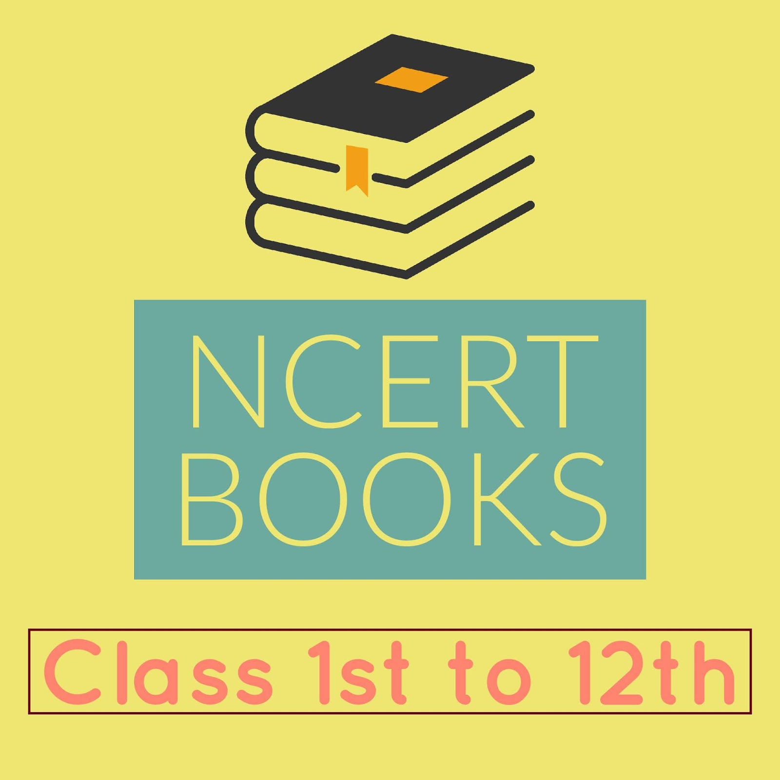 NCERT CLASS 1st to 12th Free PDF Download