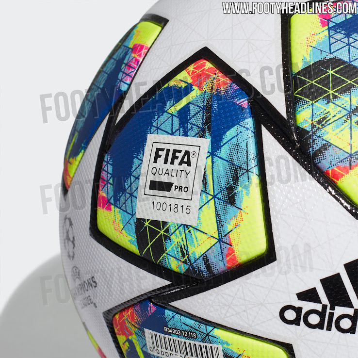 Champions League Group Stage 2020: Adidas Champions League 19-20 Ball Released