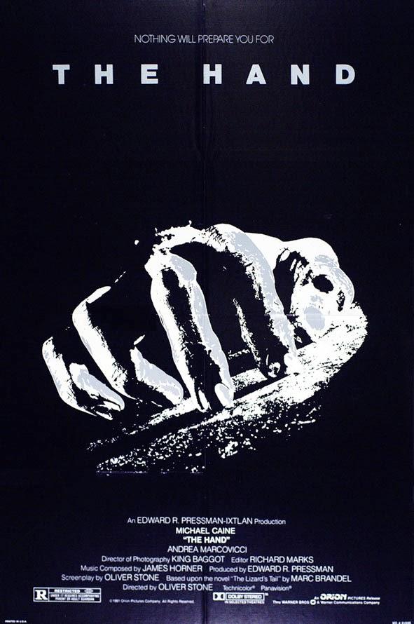 The Hand - Ręka - 1981