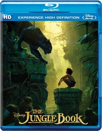 Free Download The Jungle Book 2016 Dual Audio ORG Hindi  BluRay 300mb