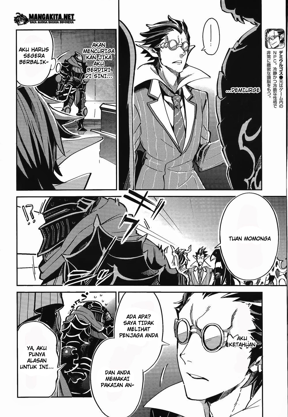 Baca Komik Overlord Chapter 2 Bahasa Indonesia