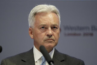 Foreign Minister Sir Alan Duncan Quits, before Johnson announced the new prime minister