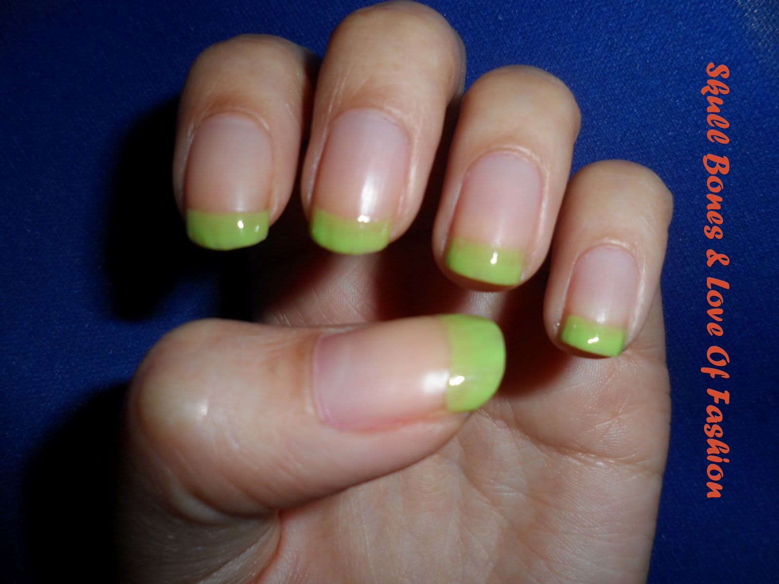 Dr Poison Ivy S Beauty Blog For The Love Of Tangerine Nail Art Tutorial