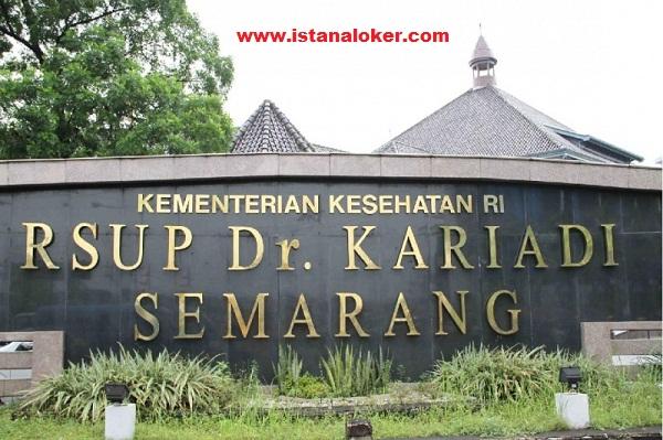 Penerimaan 234 Pegawai Non PNS RSUP Dr. Kariadi Semarang Tahun 2016