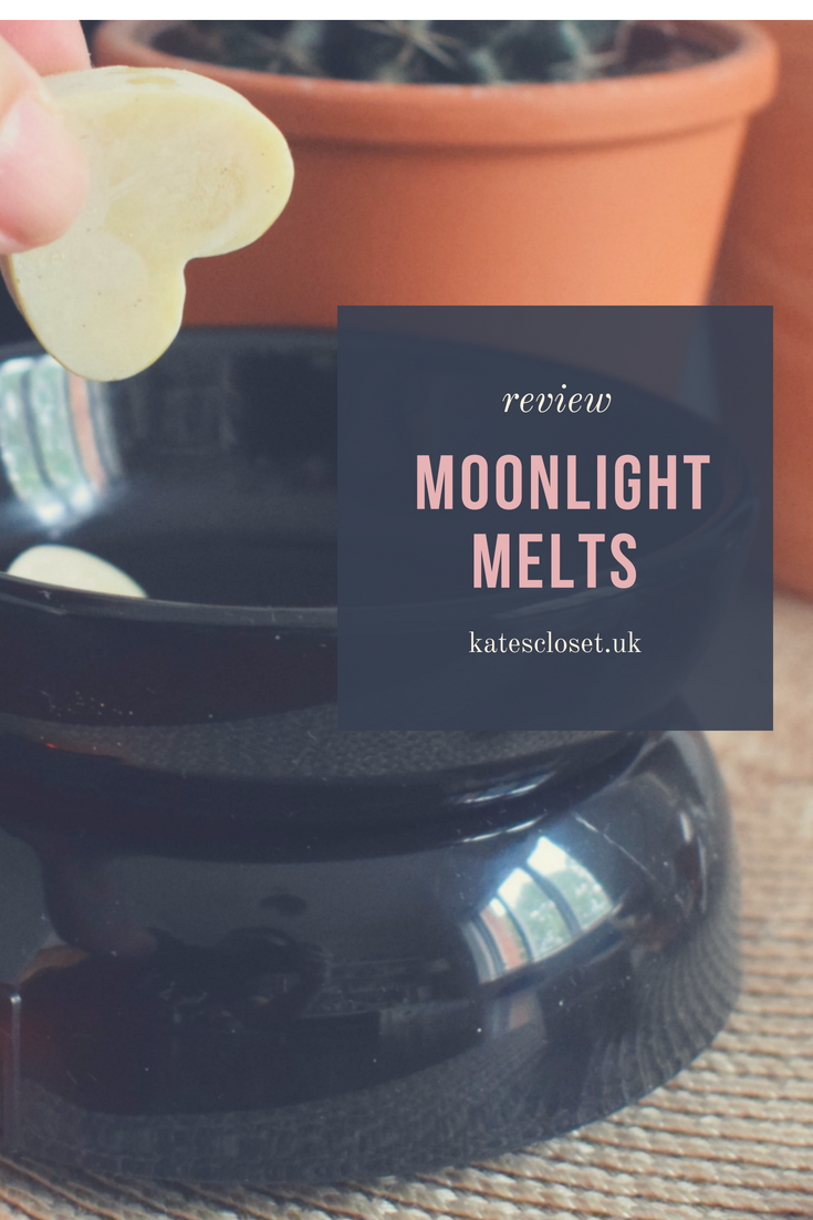 Moonlight melts wax melts review