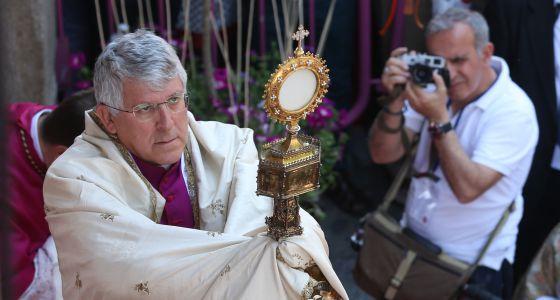 El arzobispo de Toledo liga la violencia machista a que ellas piden el divorcio