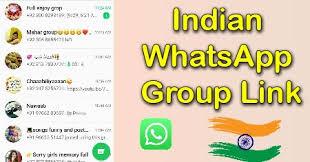 इंडियन whatsapp ग्रुप