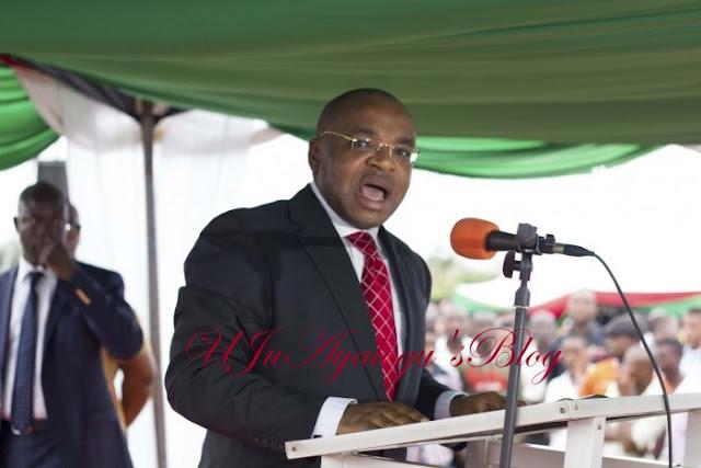 Dino Melaye: Governor Emmanuel Replies Governor Bello