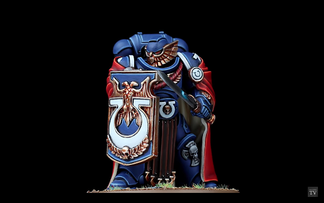 Guardia Pretoriana Primaris Ultramarines