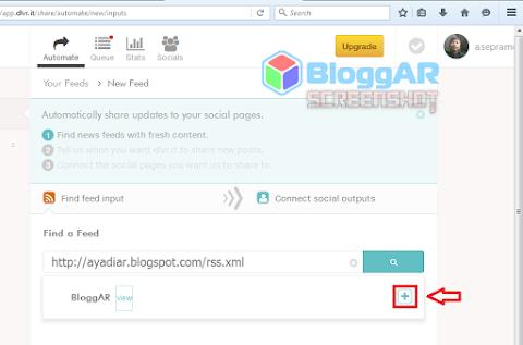 Cara Postingan Blog Terkirim Otomatis ke Sosial Media Twitter
