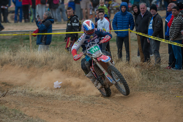 ISDE 2016. Navarra. Spain. DAY TWO. USA Still Leader.