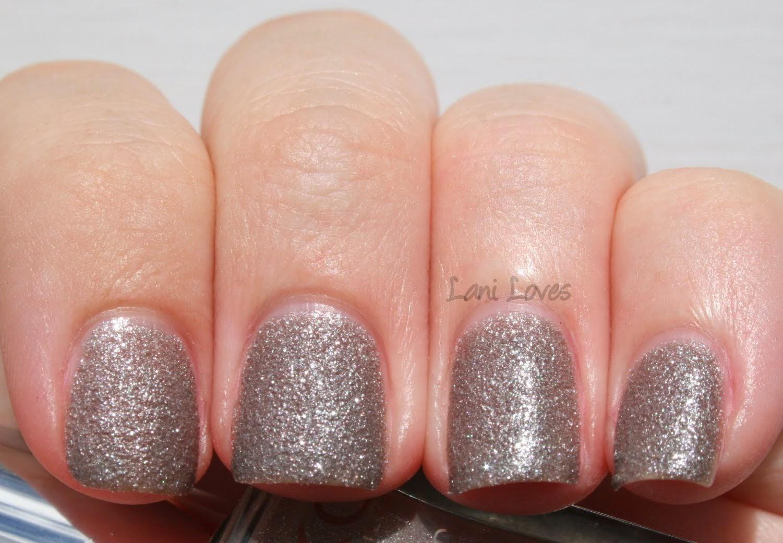 Kiko Sugar Mat Light Taupe nail polish swatch & review