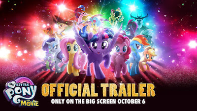 Trailer Oficial - My Little Pony: The Movie