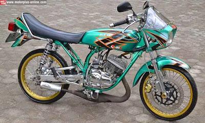 Foto Motor RX King Keren