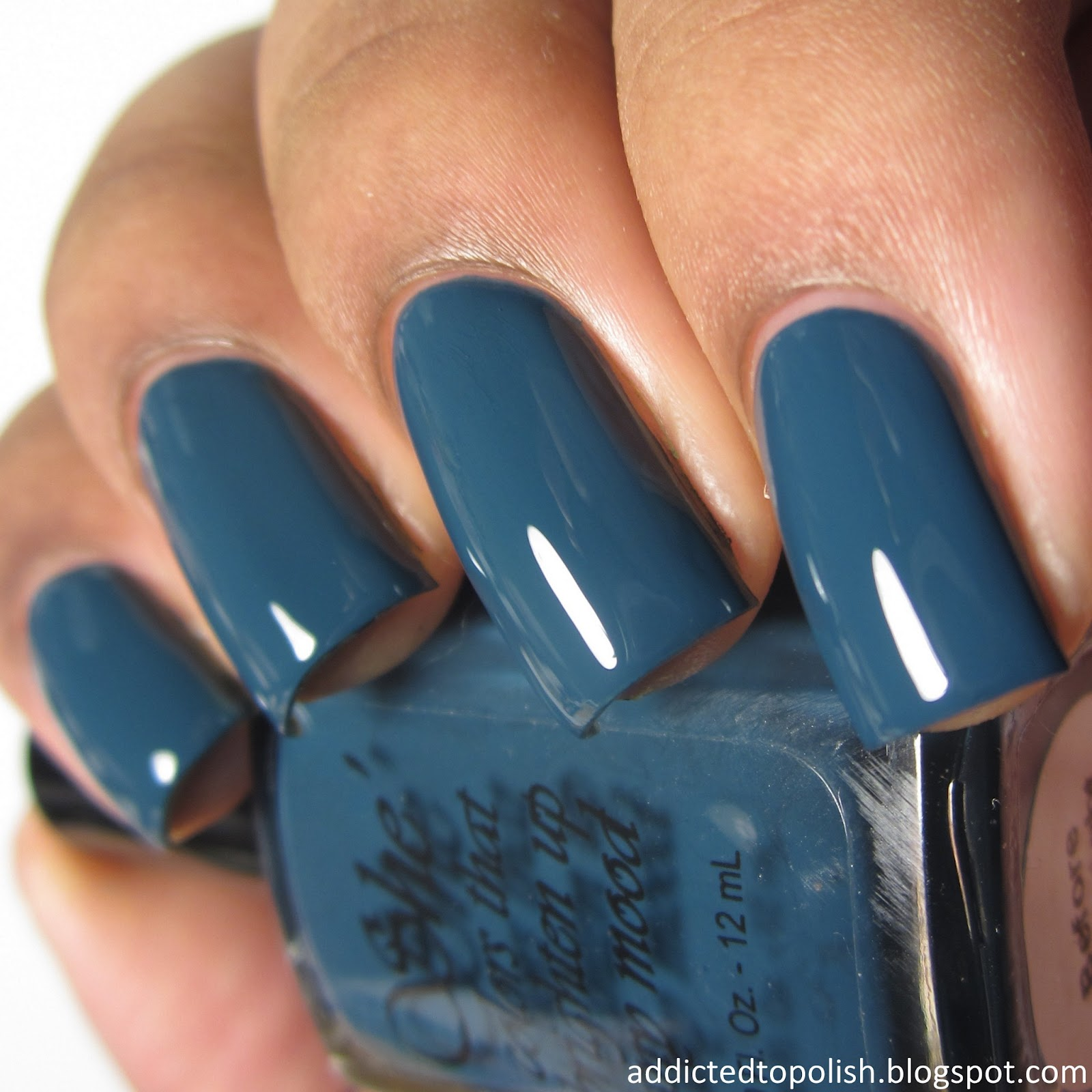 Addicted to Polish: She\' Nail Polish Swatches and Review