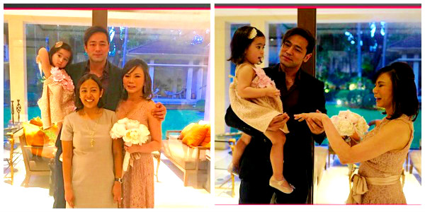 Vicki Belo and Hayden Kho tie the knot in a civil ceremony