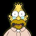 Inka Grandpa Simpson Saw Game