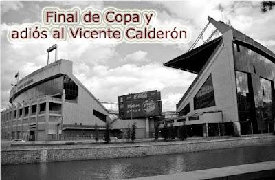 final de copa del rey y previa del Barcelona Alaves