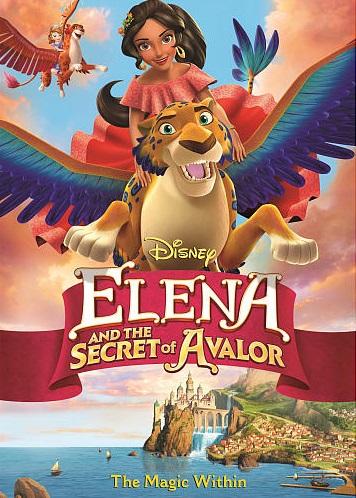 Elena si Secretul din Avalor Online desene animate dublate in romana