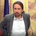 """Pablo Iglesias: """"Pedimos a Rajoy que asuma el diálogo, las vías políticas y escuche también a Europa"""""""