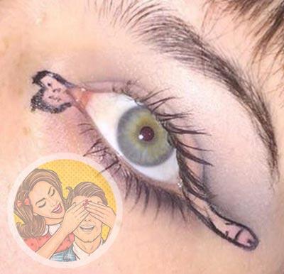 Trend-AnehAlat-Vital-Lelaki-Di-Jadikan-Mode-Eyeliner