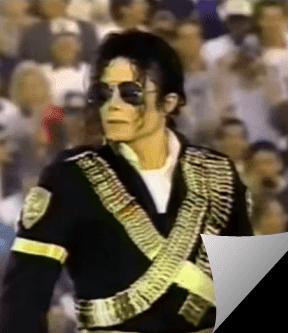 Michael Jackson 31 Januari 1993 Pasadena, California