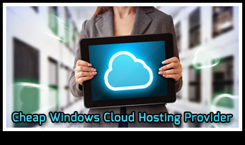 cheap windows cloud server hosting