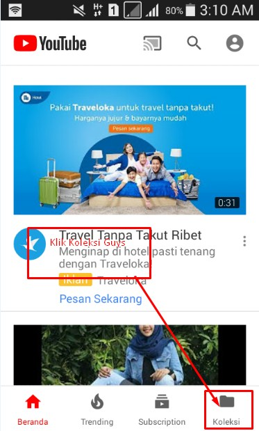 Cara Membuat Chanel Youtube Lewat Hp Android