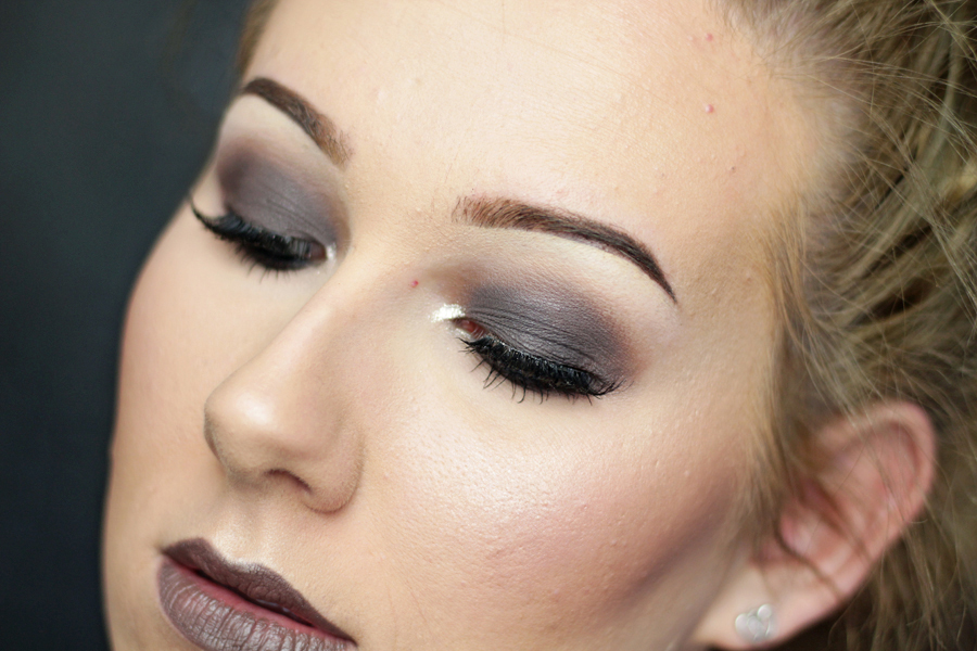 Brown Smokey Eyes | Przydymione oko
