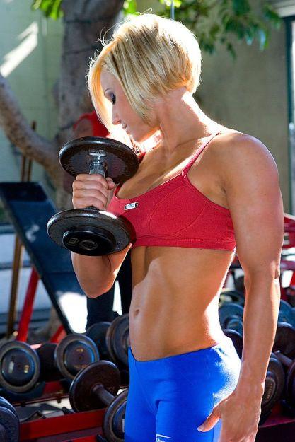 Jamie Eason - Fitness Models