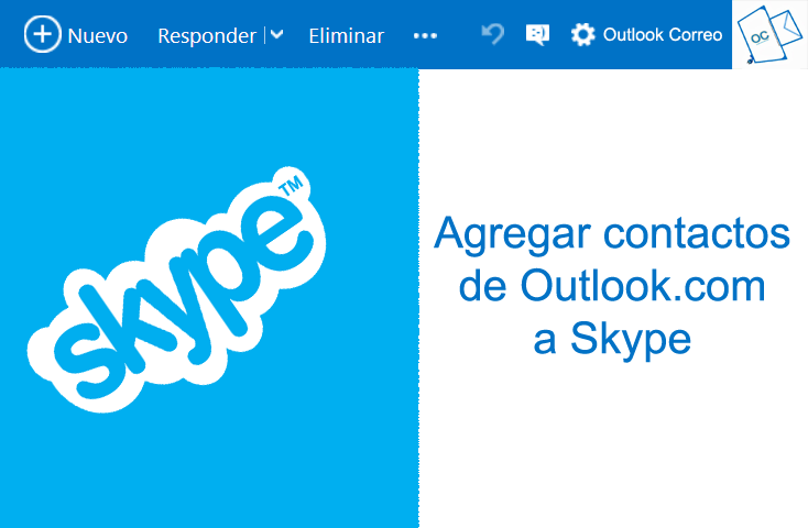 how to delete skype contacts from outlook