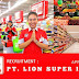 Lowongan Kerja PT. Lion Super Indo Lulusan SMA/SMK Terbuka 4 Posisi Menarik