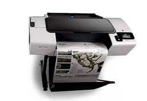 HP Designjet T790 24-in