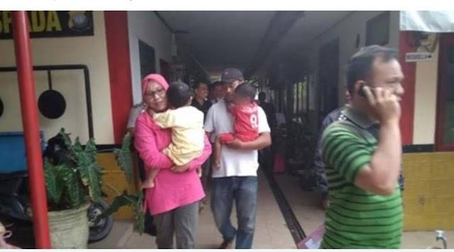 Dua Anak Balita Disekap 2,5 Tahun Hingga Alami Busung Lapar