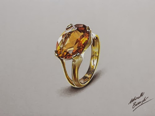 14-Ring-Graphic-Designer-Illustrator-Marcello-Barenghi-Hyper-Realistic-Every-Day-Items-www-designstack-co