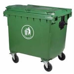 Tong Sampah 660 Liter Plastik