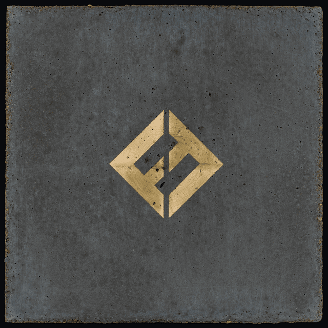 Foo Fighters — Concrete and Gold